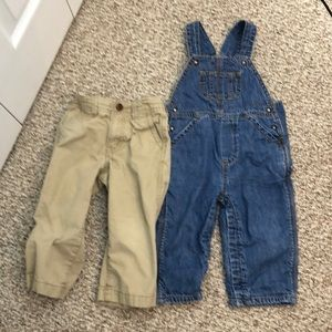 Baby Gap Boys Pants and Overalls